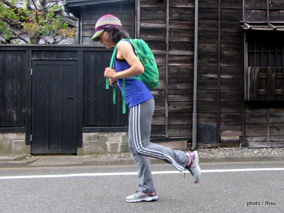 スロージョギング基本のフォーム