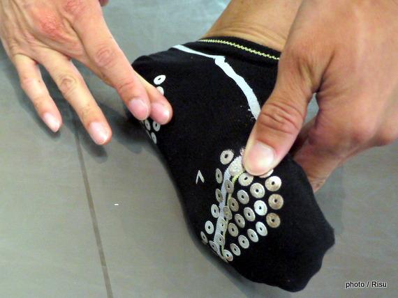 ミズノランニング用靴下